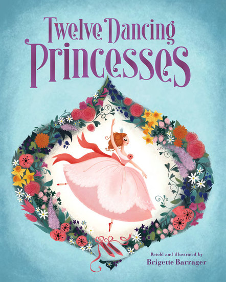 The Twelve Dancing Princesses - cover