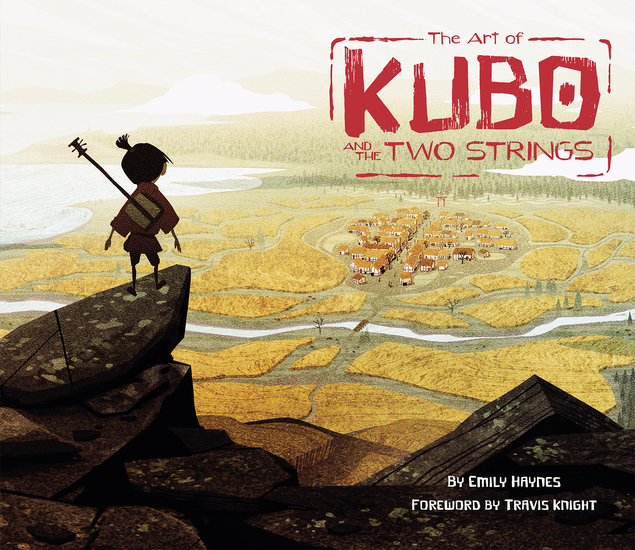The Art of Kubo and the Two Strings - cover