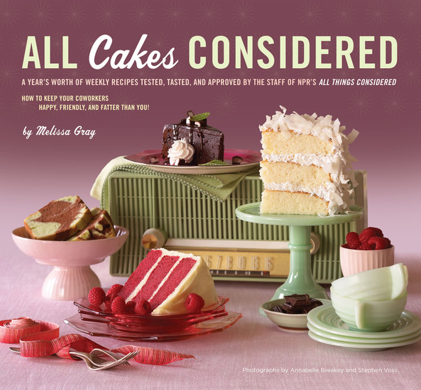 All Cakes Considered - cover