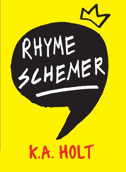 Rhyme Schemer - cover