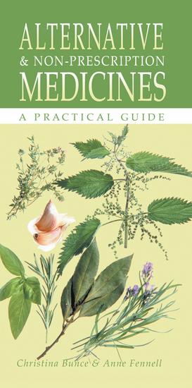Alternative and Non-Prescription Medicines - A Practical Guide - cover