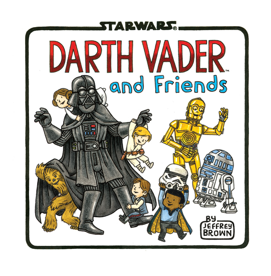 Darth Vader and Friends - cover