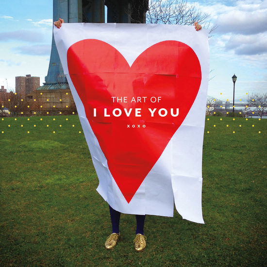 The Art of I Love You - cover