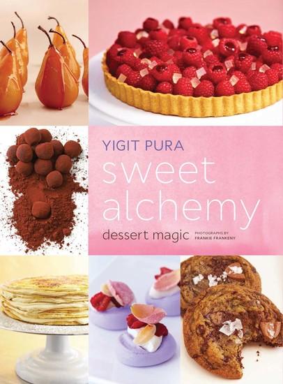 Sweet Alchemy - Dessert Magic - cover