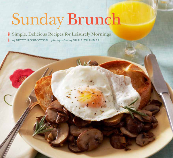 Sunday Brunch - Simple Delicious Recipes for Leisurely Mornings - cover