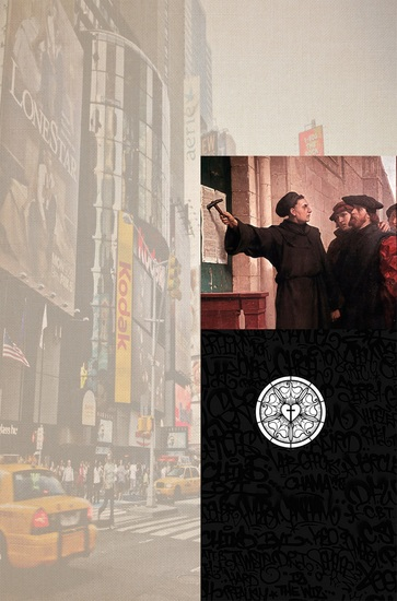 Our Ninety-Five Theses - 500 Years after the Reformation - cover