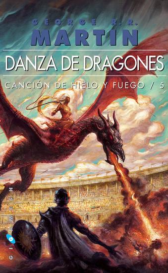 Danza de dragones - cover