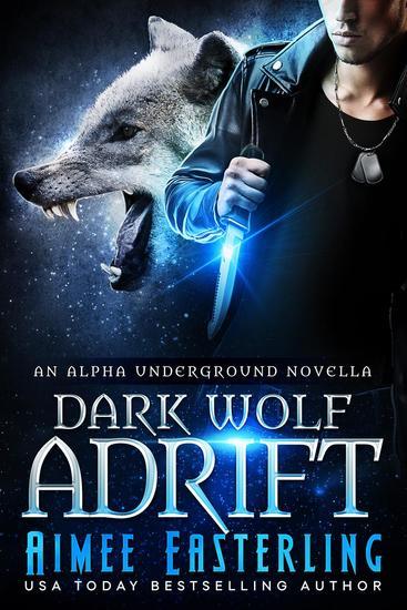 Dark Wolf Adrift - Alpha Underground #0 - cover
