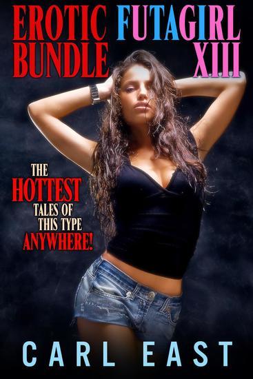 Erotic Futagirl Bundle XIII - cover