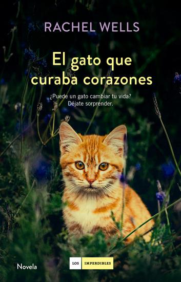 El gato que curaba corazones - cover