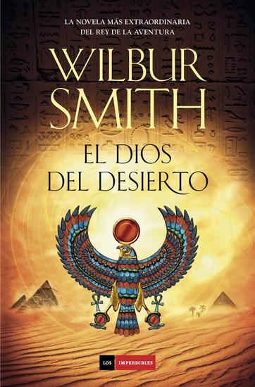 El dios del desierto - cover