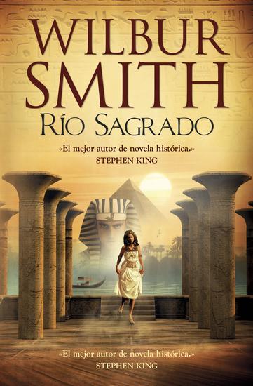 Río sagrado - cover