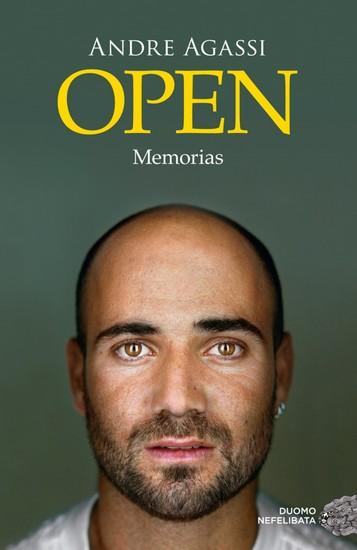 Open - Memorias - cover
