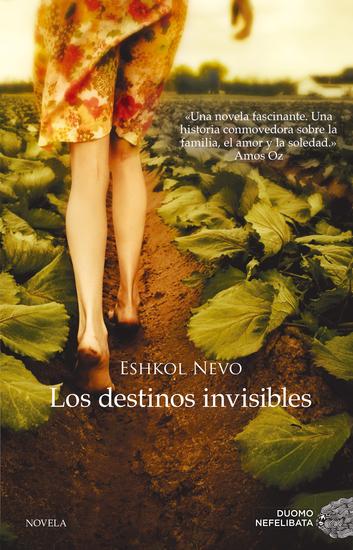 Los destinos invisibles - cover