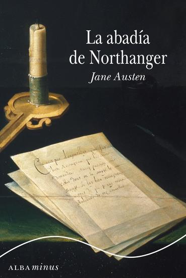 La abadía de Northanger - cover