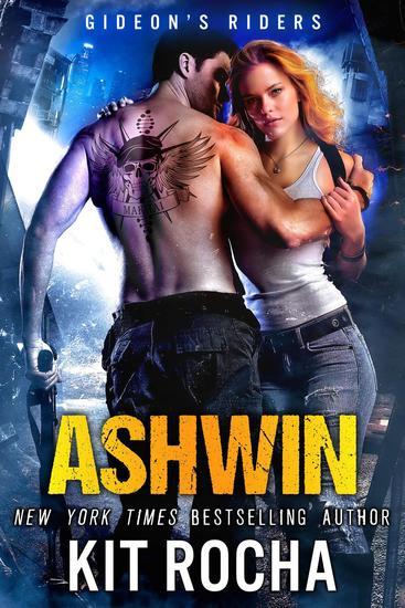 Ashwin - Gideon's Riders - cover