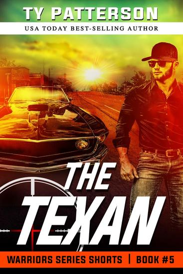 The Texan - Warriors Series Shorts #5 - cover