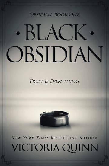 Black Obsidian - Obsidian #1 - cover