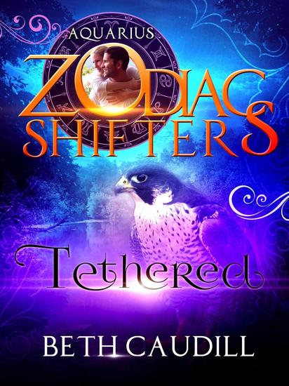 Tethered - Zodiac Shifters #2 - cover
