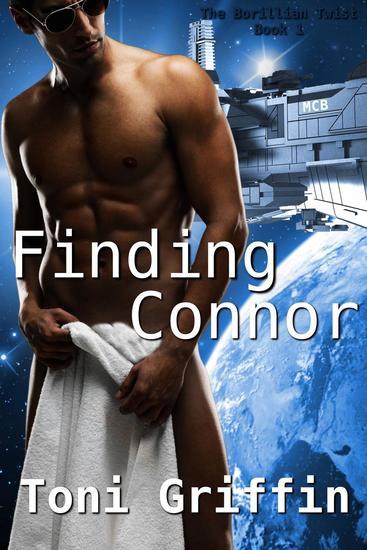 Finding Connor - The Borillian Twist #1 - cover