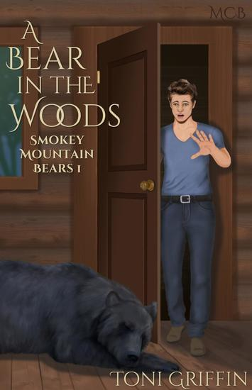 A Bear in the Woods - Smokey Mountain Bears #1 - cover