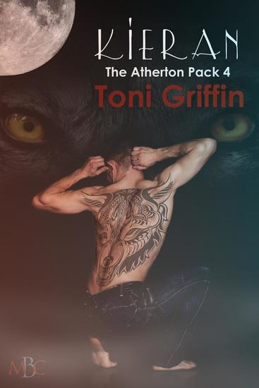 Kieran - The Atherton Pack #4 - cover