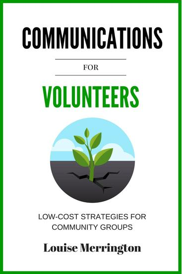 Communications for Volunteers - cover