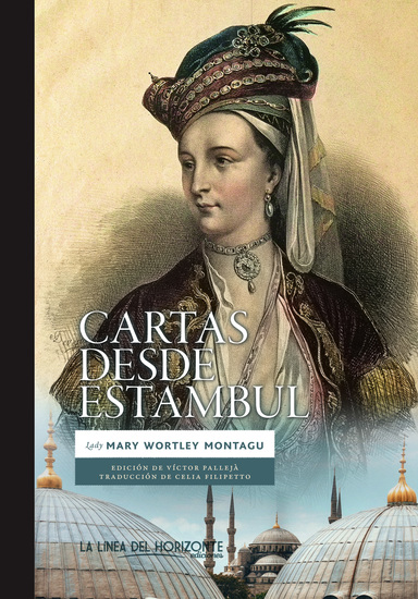 Cartas desde Estambul - cover