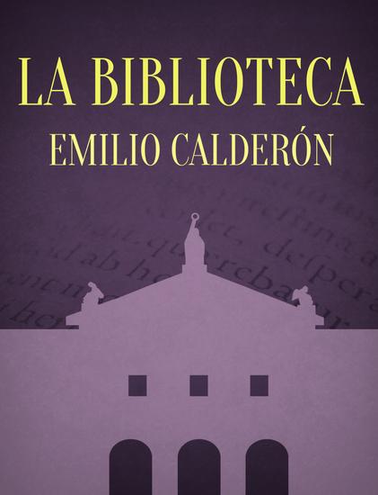 La Biblioteca - cover