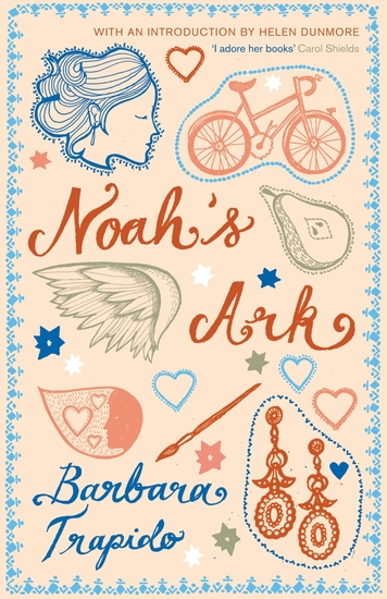 Noah's Ark - A Novel - cover
