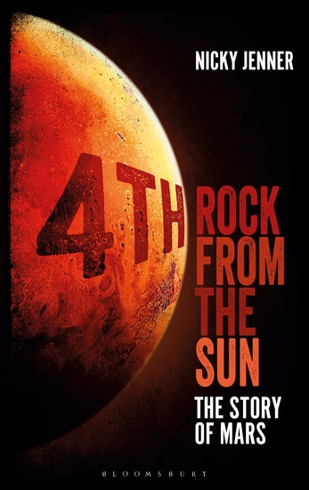 4th Rock from the Sun - The Story of Mars - cover