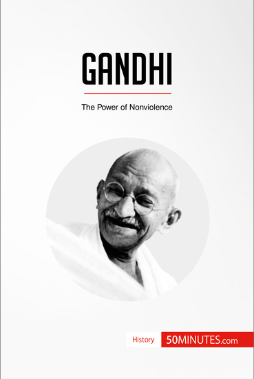 Gandhi - The Power of Nonviolence - cover