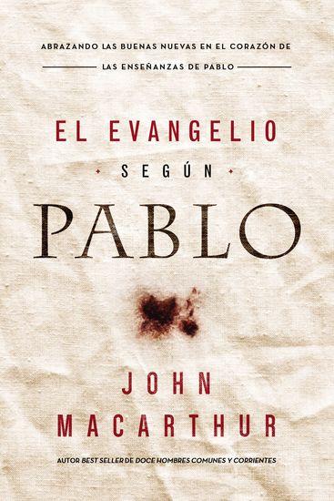 El Evangelio según Pablo - cover