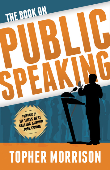 The Book on Public Speaking - cover