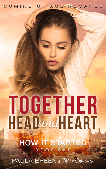 Together Head and Heart - How it Started (Book 1) Coming of Age Romance - cover