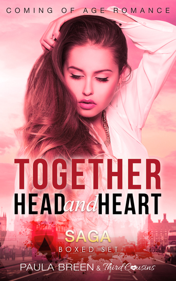 Together Head and Heart Saga - Coming of Age Romance (Boxed Set) - cover