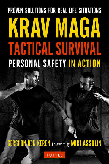 Krav Maga Tactical Survival - Personal Safety in Action - cover