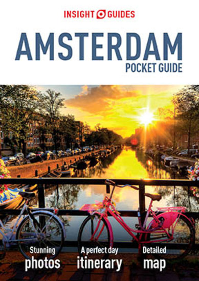 Insight Guides Pocket Amsterdam (Travel Guide eBook) - cover