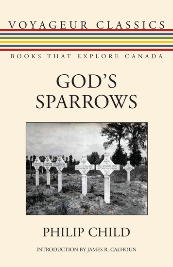 God's Sparrows - cover