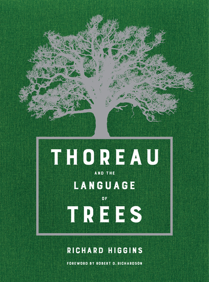Thoreau and the Language of Trees - cover