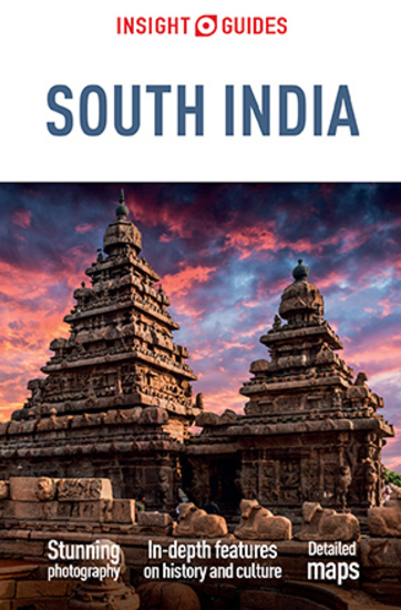 Insight Guides South India (Travel Guide eBook) - cover