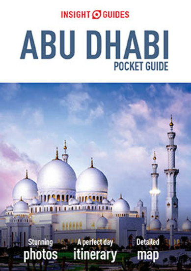 Insight Guides Pocket Abu Dhabi (Travel Guide eBook) - cover