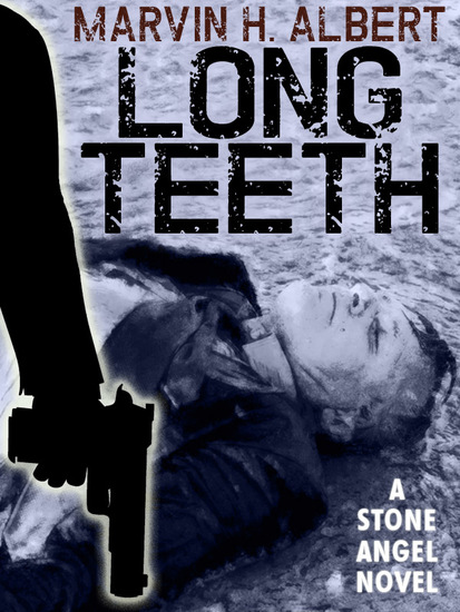 Long Teeth - Stone Angel #4 - cover