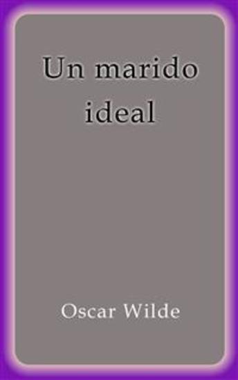 Un marido ideal - cover