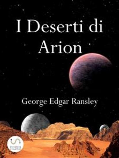 I Deserti di Arion - cover