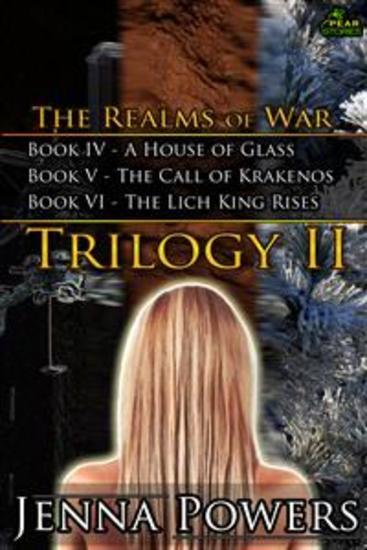 The Realms of War Trilogy 2 (Fantasy Reluctant Elf Monster Erotica Bundle) - cover