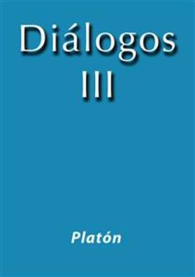 Diálogos III - cover
