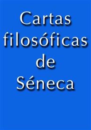 Cartas Filosoficas de Séneca - cover