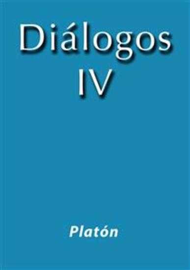 Diálogos IV - cover