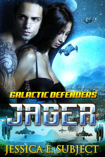 Jager - Galactic Defenders #2 - cover
